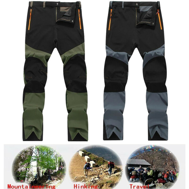 Tactical Pants For Men Summer Casual Trousers Mens Cargo Pants Waterproof Quick Dry Trousers Male Outdoor Sports Trekking Pants