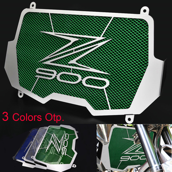 Motorcycle Radiator Guard For kawasaki Z900 2017 2018 2019 Stainless Steel Engine Grille Cover Protector Z 900