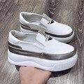 Новинка 2018  лидер продаж  обувь на платформе  женские беговые кроссовки  уличные кроссовки  женские прогулочные беговые кроссовки  zapatos de mujer