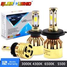 72W H9 Bulb LED