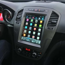 Opel Insignia 용 4G 수직 화면 GPS 2008 2009 2010 년 Android 10.0 시스템 10.4 내비게이션 스테레오 차량용 멀티미디어 플레이어