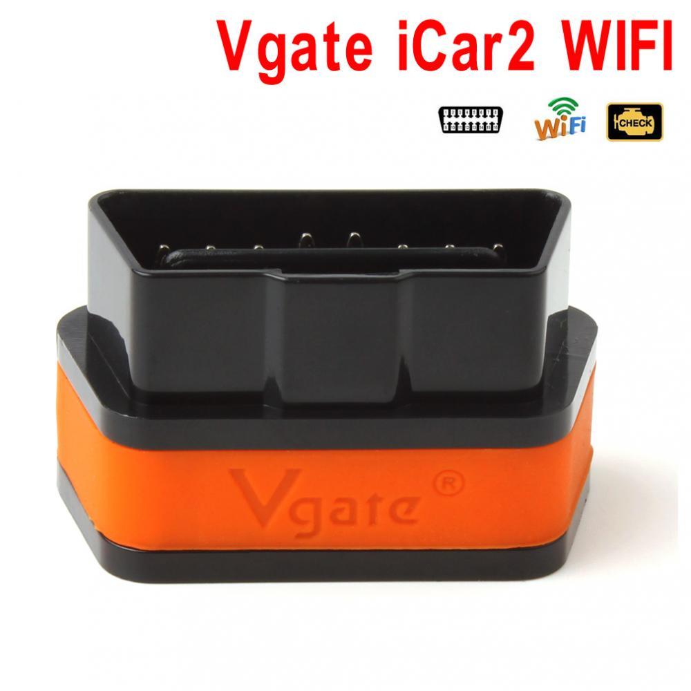 Vgate Mini ELM327 iCar2 Wifi OBD2 Professionelle Lösung Scanner Code Reader 327 OBD 2 OBDII Auto Auto Diagnose Werkzeug Adapter