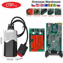 TCS Multidiag+ pro Bluetooth 2016.R0 Keygen V3.0 NEC Relays 9241A Chip Obd2 Scanner Car Truck Diagnostic Tool - DISCOUNT ITEM  18% OFF Automobiles & Motorcycles