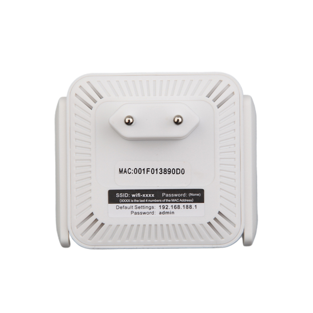 300Mbps Universal Signal Booster Portable Network Wireless Accessories Range Extender Amplifier Computer Access Point Router ABS 3
