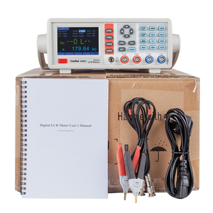 Image 5 - RuoShui VC4090 Series Digital Bridge Capacitance Resistance Inductance Measure LCR Meter Electrical Electronic Component Tester