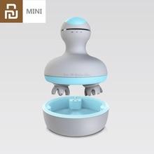 Youpin Mini 3D Kopf Massager M2 Vier Rad Drehung Design Dual Driectional Kreis Massage Wet & Dry Dual Verwenden für Smart Home