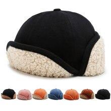 Ht3381 Новая модная осенне зимняя шапка для мужчин и женщин