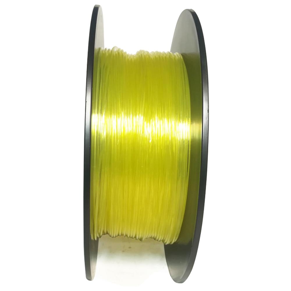 PVA 3D printer filament - 1.75mm - 1kg (Transparent) 6