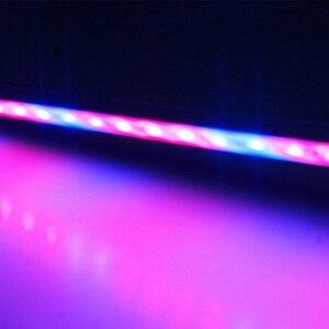 Image 5 - 5 قطعة DC12V 0.5 متر 5730 IP68 مقاوم للماء مصباح إضاءة Led للنمو بار جامدة قطاع الأحمر الأزرق 5:1 ل حوض السمك الأخضر البيت المائية النبات الأبيض