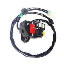 Motorcycle Switch Light Start Switch For Honda TRX450ER TRX 450ER 35150 HP1 A01