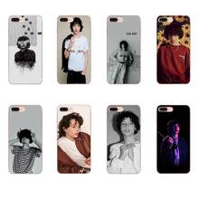 Para A Apple iPhone 4 4S 5 5C 5S SE 6 7 8 Plus X XS Max XR 6S Bonito casos de telefone Tv Finn Wolfhard Coisas Estranhas(China)