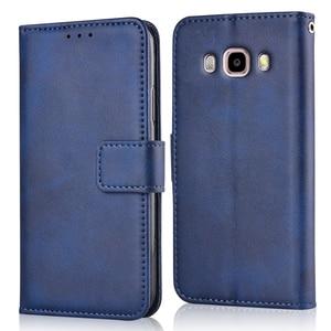 For On Samsung Galaxy J7 2016 J710 J710F SM-J710FCover Galaxy J7 J 7 2016 Cover Wallet Case For Samsung J7 2016 J72016 Case