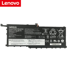 Lenovo ThinkPad X1 X1C węgla 4th 6th 20FB bateria do laptopa 01AV409 20FB-005XUS oryginalny 00HW029 SB10F46467 tanie tanio CN (pochodzenie) 6 Komórki 11 1V 10 8V 24 months Li-Ion Latest production high quality