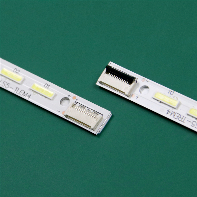 LED TV Illumination Replacement For Panasonic TX-L50EM6B TC-L50EM5 LED Bar Backlight Strip Line Ruler V500H1-LS5-TLEM4 LS5-TREM6