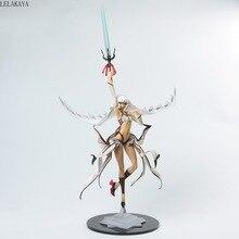46cm אנימה גורל גרנד סדר חרב אטילה קיסר 1/8 סולם צבוע Sexy Girl PVC פעולה איור Illustrator על ידי Huke דגם צעצועים