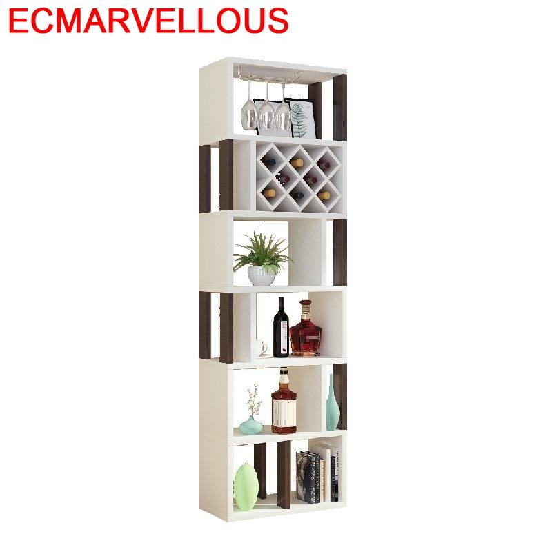 Hotel Table Shelves Armoire Meube Vetrinetta Da Esposizione Kast Cristaleira Shelf Commercial Mueble Bar Furniture Wine Cabinet