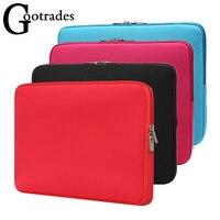 Laptop Tasche Sleeve Fall Abdeckung Weichen Notebook Tasche Aktentasche Für MacBook Air Pro Lenovo HP Dell Asus 11 13 14 15 17 zoll