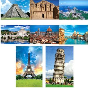 puzzle 1000 pieces 75 X 50cm Air Balloon Assembling Paper Jigsaw Learning Education Brain Teaser Assemble Toy Games Jigsaw Toy 2(China)