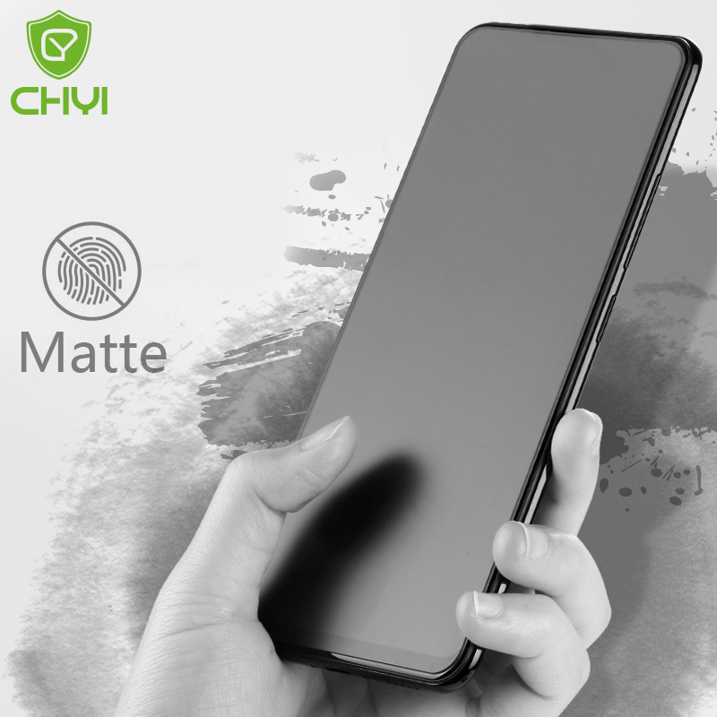 3-1/pcs matte protective glass for realme xt x2 screen protector frosted tempered film for oppo Reno 2 z 2Z realme X Q glass