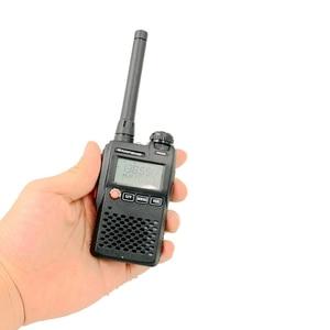 Image 2 - Baofeng UV 3R Mini protable Tansceiver Dual Band 5W 136 174/400 520mhz Two Way Radio