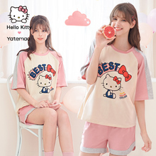 YATEMAO 2PCS/set  New Breathfeeding Pajama Set  Maternity Cl