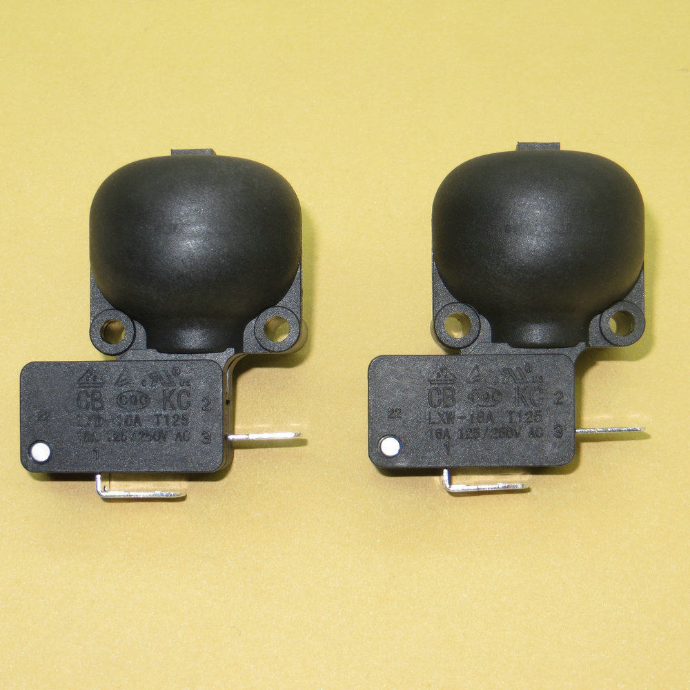 Universal AC 125-250V Anti-dump Switch for Outdoor Garden Space Patio  new