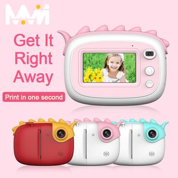 2800W aparat cyfrowy dzieci aparat do druku 1080P HD cyfrowy aparat natychmiastowy IPS dzieci zabawki ręcznie malowany obrazek aparat najlepsze zabawki tanie i dobre opinie 2x Obiektyw-Style Kamery Full hd (1920x1080) CMOS 4 3 cali 4 5-54mm 24 0MP Karta sd Ekran HD 2 -3 Zdjęcie JPEG Wideo AVI Audio WAV