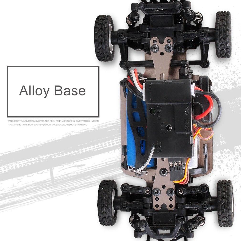 Детская Игрушечная машина с дистанционным управлением модель автомобиля дрейф автомобиль от 1 до 28 Электрический скоростной гоночный авто... - 2