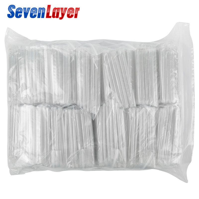 Free Shipping  1000PCS 40MM 60MM Heat Shrinkable Optic Fiber Splice Fusion Protection Tube Fiber Splice Sleeve
