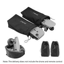 Portable Soft Cloth Storage Bag Drone Body Remote Control Carrying Case Holder for DJI Mavic Air 2/Mavic Mini/Mavic 2