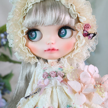 лучшая цена Neo Blyth Doll NBL Customized Shiny Face,1/6 BJD Ball Jointed Doll Ob24 Doll Blyth for Girl, Toys for Children NBL03