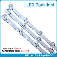 """עבור lg innotek ד LED עבור LG INNOTEK ד.ר.ת 3.0 32"""" _B 1x 2X סוג Rev0.2 (2014/01/24) 6916L-1981A LG 32LF5800 (LED 1pcs) 1 סט = 3pcs (1)"""