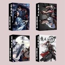 Anime Cards MO for Children Toys Greeting-Card DAO Christmas-Gift SHI ZU 30pcs/Set