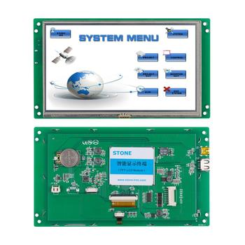 7 inch Intelligent HMI TFT LCD Touch Module with Software + Program for Operator Interfacing Panel