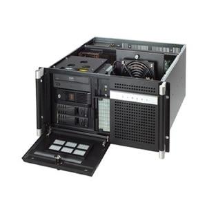 Модули аксессуары 4U IPC Шасси для ATX MB w/ 2 SATA съемный HDD лоток, w/o ATX SPS, w/ ATX переключатель ACP-4320MB-00BE