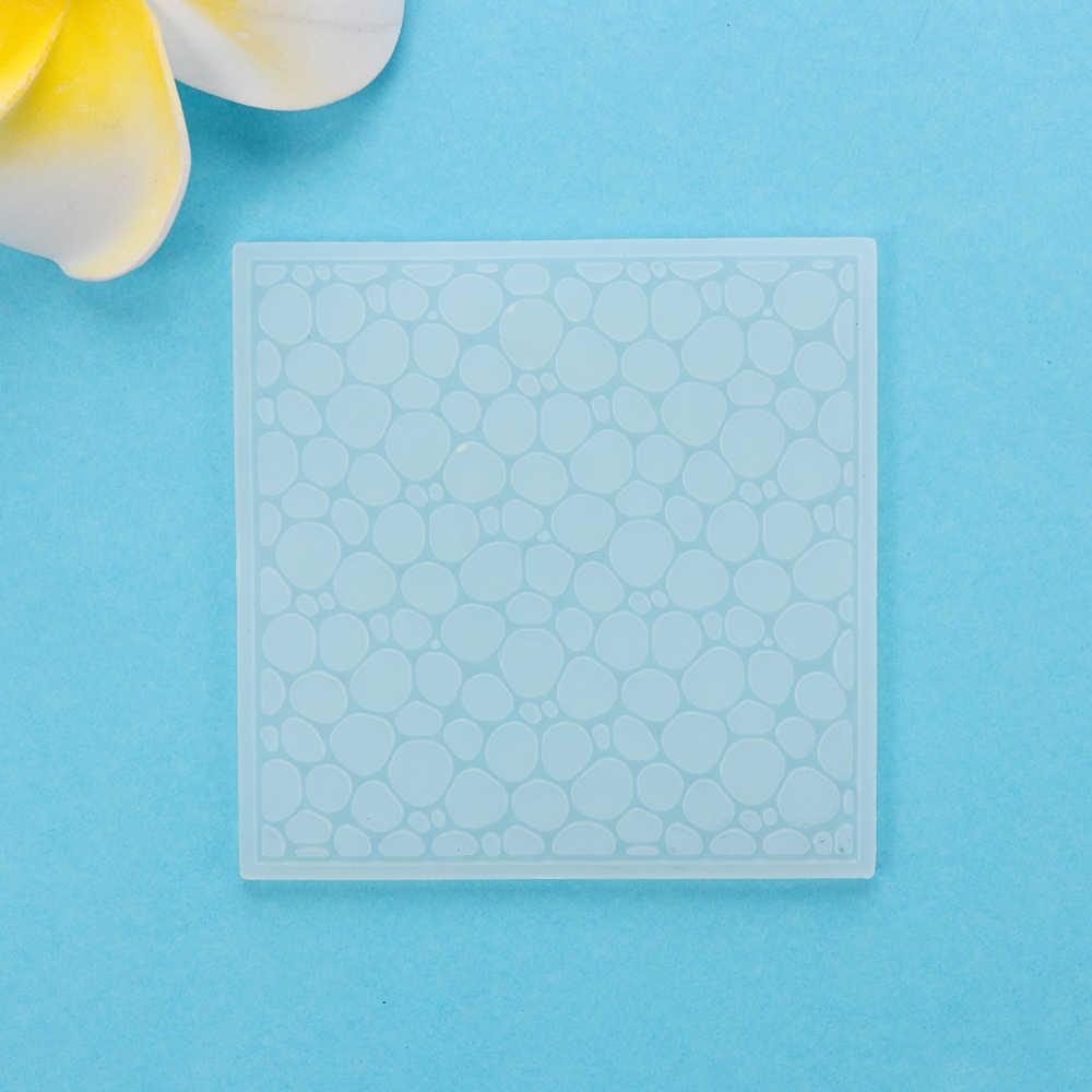 1pc オーシャンクリスタル UV エポキシ樹脂モールド DIY 工芸品水の波紋シリコーン金型ジュエリー作成ツールパーティーホーム装飾
