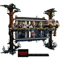 Новый 2499 шт. город 75810 очень странные дела перевернутом конструкторных блоков, Детские кубики набор детей игрушки подарок Рождественский по...