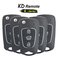 KEYECU – télécommande universelle à 3 boutons, 5x série B B04, pour KD900 KD900 +, KEYDIY, pour B04