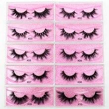 3D Eyelashes Mink False Eyelashes Handmade
