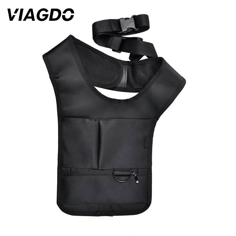 Crossbody Bag Phone Bag Accessories Burglar Proof Underarm Shoulder Men Simple Pouch Anti Theft Pack