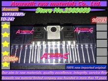 Aoweziic 2019 + 100% neue importiert original SVF3878PN 3878 ZU 247 MOSFET 9A 900V Schweißen Maschine
