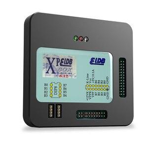 Image 5 - أحدث XPROG V6.26 V6.17 V6.12 V5.55 V5.86 X PROG متر صندوق معدني Xprog V5.86 XPROG M ECU مبرمج أداة XProg م صندوق محولات كاملة