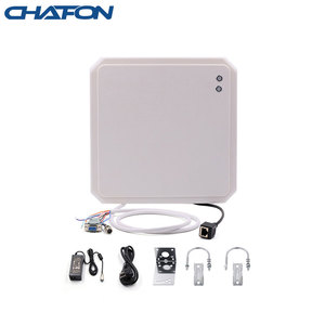 Image 3 - CHAFON 10m uhf long range rs485 rfid card reader writer provide free sdk and sample tags used for parking system
