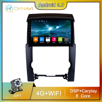 Car Radio for Kia Sorento 2 XM 2009-2012 Multimedia Video Player Navigation GPS 10 Inch Carplay DSP Support DVR Steering Wheel image