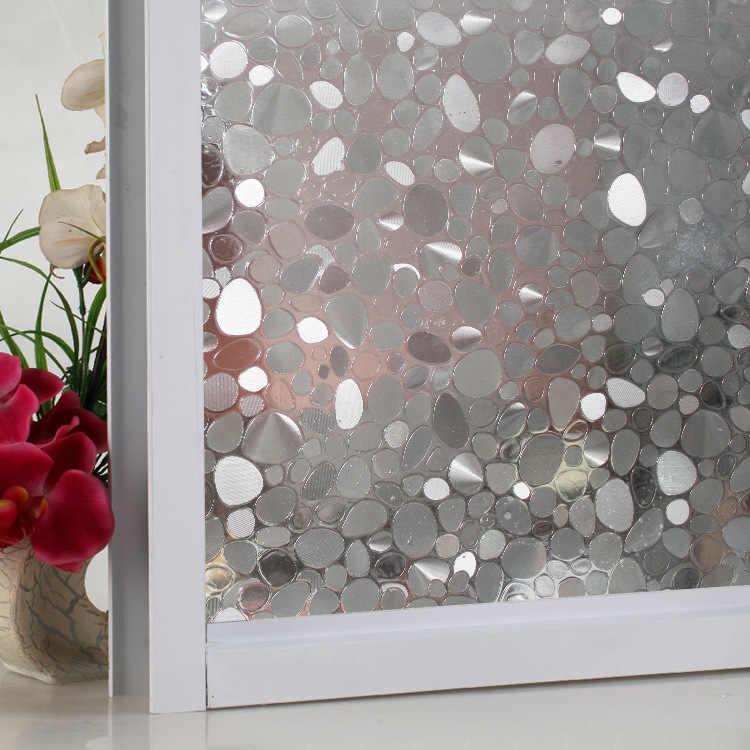 Htv Film auto-adhésif vinyle | Autocollants pour fenêtre de salle de bains, porte givrée, Film pour fenêtre, accrochable, Film PVC Opaque antidéflagrant