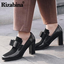 цена на KemeKiss Plus size 33-43 Women Genuine Leath High Heels Boots Square toe Real Leather Ankle Boots Winter Shoes Women Ladies Sexy