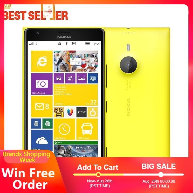 Nokia Lumia 1520 Windows Telefoon Quad Core 2GB RAM 16 GB/32 GB ROM Mobiel 20MP Front & Back Camera GPS WIFI Mobiele Telefoon-in Mobiele Telefoons van Mobiele telefoons & telecommunicatie op AliExpress - 11.11_Dubbel 11Vrijgezellendag 1