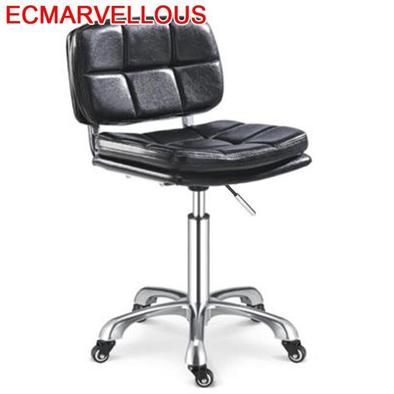 Stoel Hair Furniture Makeup Stuhl Cadeira Cabeleireiro Mueble Chaise Barberia Shop Salon Barbearia Silla Barber Chair