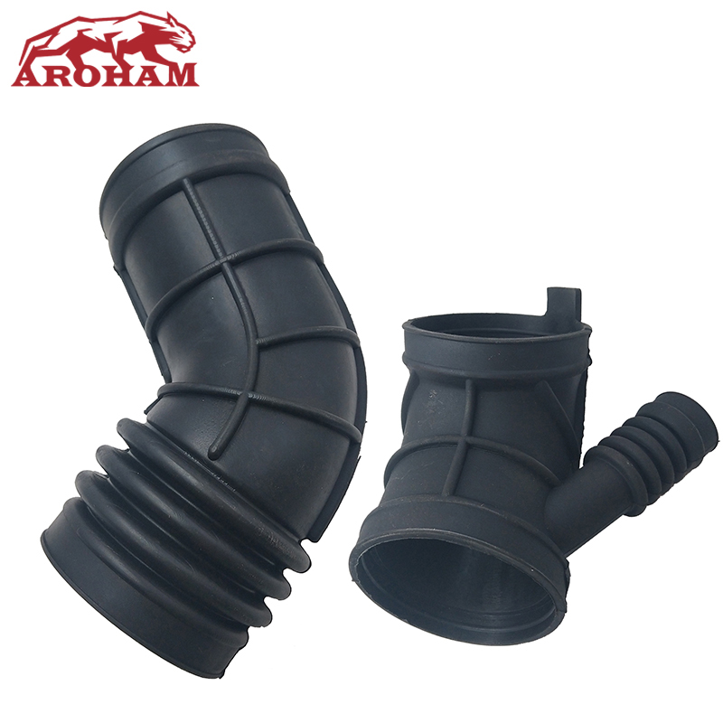 High Quality 13541705209 13541438759 Rubber Air Intake Boot Hose Pipe Throttle Tube Throttle Body For BMW 3 Series E46 Z3 E36
