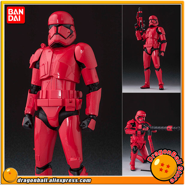 Original BANDAI SPIRITS Tamashii Nations S.H. Figuarts / SHF Action Figure - SithTrooper